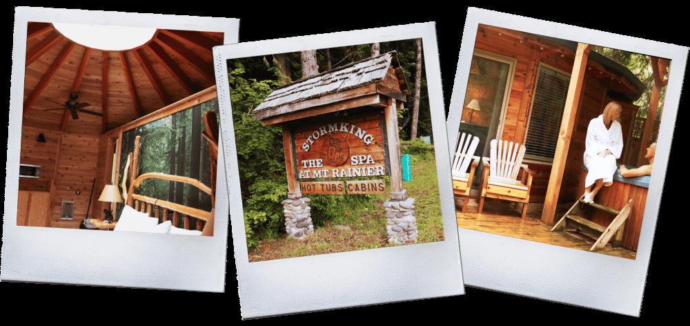 Stormking Spa and Cabins - Ashford, WA